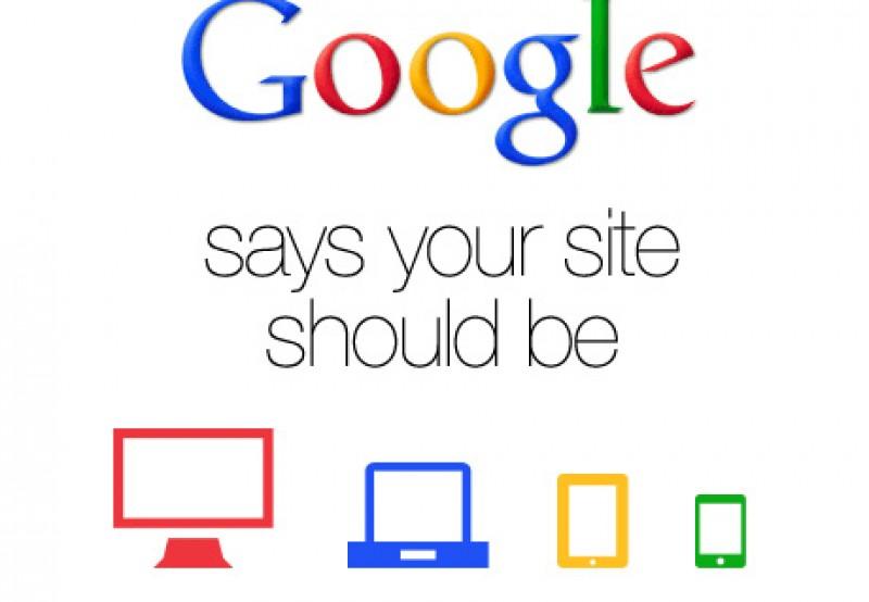 Google penalizará las web sin diseño responsive